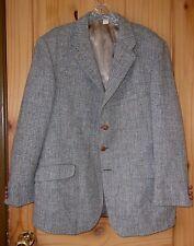 Alexandre Exclusive Tailoring Hand Woven Harris Tweed Vintage Blazer, Mens M