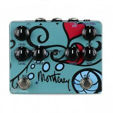 Keeley Monterey Rotary Fuzz Vibe Guitar Effects Pedal