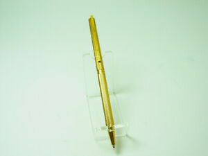 Slender French S.T. DUPONT 0.5 Guilloche Mechanical Pencil