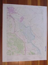 1883 CA Map Three Rivers Tierra Buena Twain Harte Vine Hill CALIFORNIA History