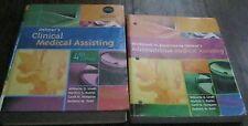 Delmar's Comprehensive Medical Assisting by Wilburta Q Lindh, Plus Workbook