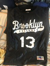 BROOKLYN CYCLONES BASKETBALL JERSEY NETS STYLE SGA SIZE XL BRAND NEW
