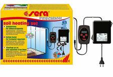 sera soil heating set Bodenheizung Heizkabel+Regler für Süßwasseraquarien 60 W