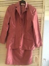LEWIS HENRY LADIES PINK SUIT. SIZE 12. BRAND NEW.