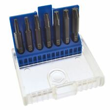 Extractor Remover Set For Torx Fittings Rusted Rounded Off Bits T10 - T40 LSR2