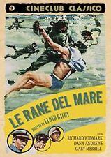 Dvd Le Rane Del Mare - (1951)   ......NUOVO