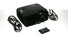 ViewSonic PJD5111 DLP Portable Projector with Cords Remote & Case No Software CD