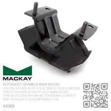 MACKAY GEARBOX MOUNT AUTO V8 LS1 & LS2 [HOLDEN WH-WK-WL STATESMAN/V2-VZ MONARO]