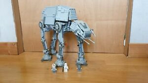 Lego Star Wars 10178 AT-AT motorisé