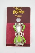 Universal Studios Harry Potter Slughorn Hour Glass Pin New with Card