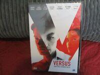 "DVD NEUF ""VERSUS"" Jeremie DUVALL Jules PELISSIER Victor BELMONDO Benjamin BAFFIE"
