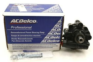 ACDelco Remanufactured Power Steering Pump 36P0793 Jeep Grand Cherokee 2005-2010