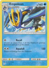 Pokemon TCG Card - Empoleon 56/236 - Rare - 1 CARD + 1 PROTECTOR