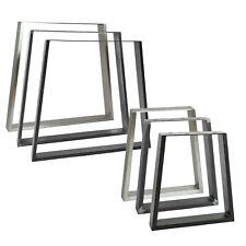 Tischkufen TRAPEZ V-Form Tischgestell Bankkufen Couchtischkufen Hairpin Legs DIY