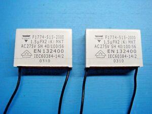 Set//Kit Dipped Tantalum Radial Capacitors 9 Values 1uF to 100uF 65pcs