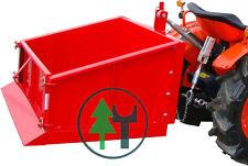 TM120 1,20m 120cm Traktormulde Transportbox Transportbehälter Rückwärtskipper