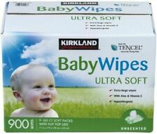 Kirkland Signature Baby Wipes 900-count Soft Large Natural Wipes 3 day shipping