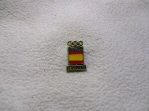 NOC Spain Olympic Committee for Olympic Games Barcelona 1992 pin