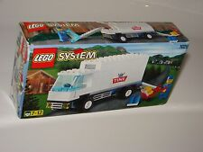 LEGO ® System 1029 latte CAMION NUOVO OVP _ Milk DELIVERY TRUCK NEW MISB NRFB