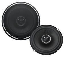 "Kenwood Excelon KFC-X173 6 1/2"" 2 Way Flush Mount Car Speakers New KFCX173"