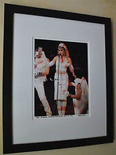 Madonna Like a Virgin Tour 1985 fine art photo signed numbered 9/100
