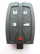 Replacement 5 button fob case for Land Rover Freelander 2 remote key