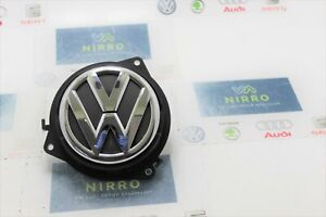 VW POLO 2009-2014 BOOT TAILGATE HANDLE 6R6827469