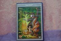 DVD  LE LIVRE DE LA JUNGLE 2 DVD