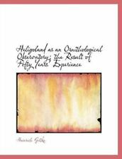 Heligoland As An Ornithological Observatory; The Result Of Fifty Years' Exper...