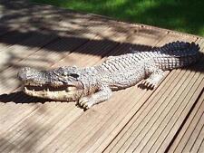 44077 Krokodil 77 cm Gartendekoration Deko NEU