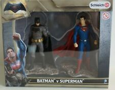 Schleich 22529 Batman und Superman Scenery Pack Comic Action Sammel Figuren NEU