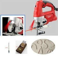Jig Saw Machine Corded Electric Cutter 20 Pcs blades Woodworking Planer Tool Set