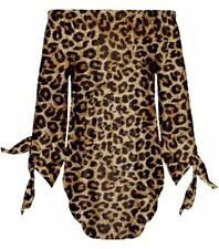 Polyester Animal Print Tunic Unbranded Tops & Blouses for Women