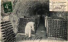 CPA Epernay Vins sur pupitres (491155)