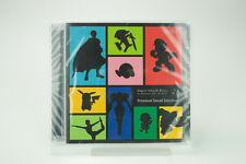 Nintendo *Super Smash Bros. Premium Sound Selection* OST CD Neu / New / Sealed