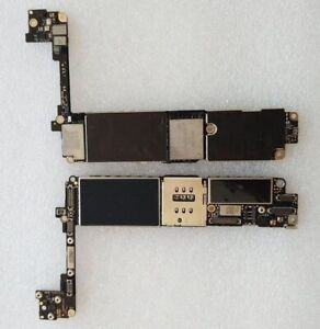 Motherboard Mainboard Apple iPhone 7 32GB White Home Button ICLOUD BYPASSED