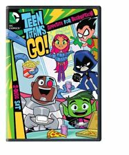 Teen Titans Go Appetite For Disruption Season 2 Part 1 Region 4 DVD (2 Discs)