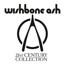 CD Box Wishbone Ash 21st Century Collection from 4CDs