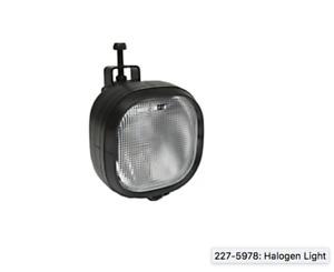 "227-5978: Halogen Caterpillar Lamp 5"" × 5"" Shock-resistant  Light"