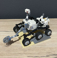 Lego 21104 NASA Mars Science Laboratory Curiosity Rover Ideas rebrick