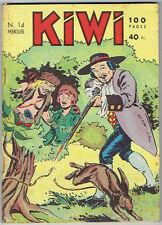KIWI n°14 – Editions LUG – Octobre 1956 – TBE/Proche Neuf