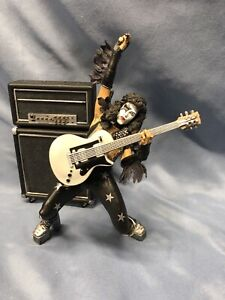 McFarlane KISS Alive I Paul Stanley Action Figure Opened And Pre Owned