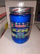 100% Pure Micronized Leucine+ Allmax Supplements Weightlifting Bodybuilding