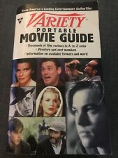 Variety Portable Movie Guide