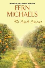 No Safe Secret by Fern Michaels (2016, Hardcover) with Dust Jacket - New