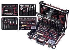 KRAFTWERK 3946 Profi Alu Werkzeugkoffer ALUPro 151 tlg. Werkzeug EVA Einlagen