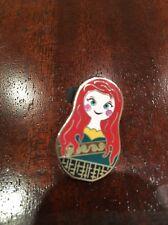 Brave Nesting Doll Pin