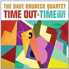 The Dave Brubeck Quartet Time Out and Further Time Out Vinyl LP Album