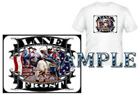 All New Lane Frost T-Shirt • American Legend