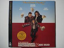 Rosencrantz & Guildenstern Are Dead 1991 LaserDisc NEW Gary Oldman Tim Roth Mint